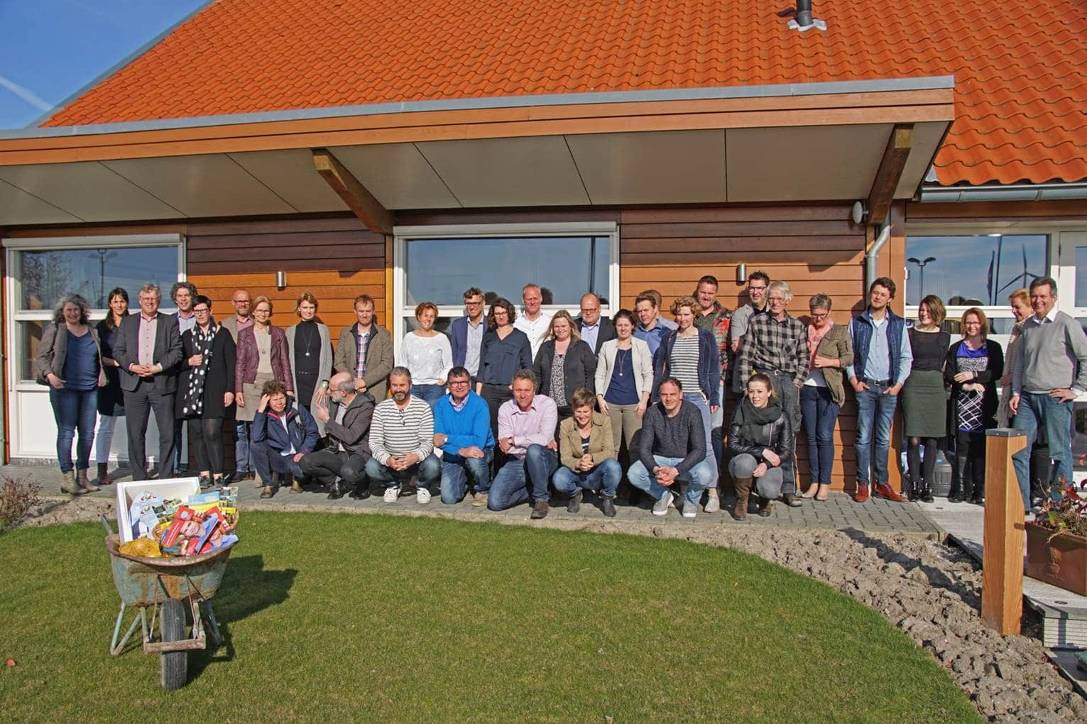Frisse start voor Vereniging Flevofood