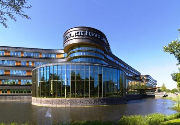 Provincie Flevoland eerste netwerkpartner