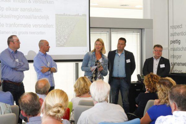 Samen werken aan een duurzaam Flevolands voedselsysteem