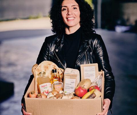 Nadia Flevour Box Flevofood