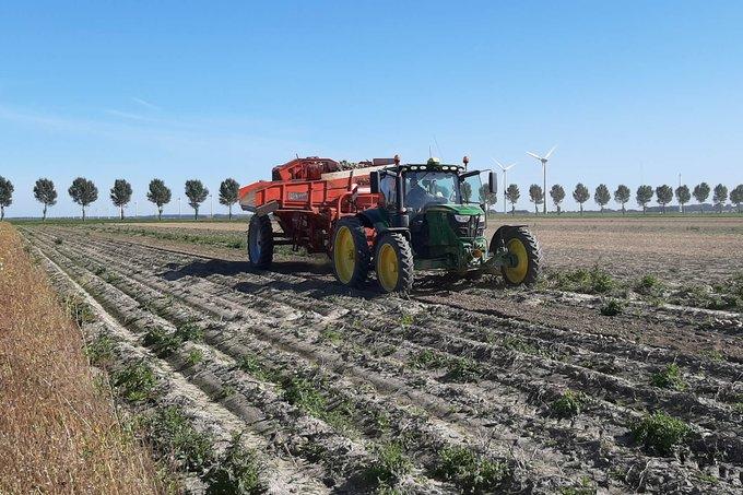 Voucherregeling agrarische MKB-bedrijven